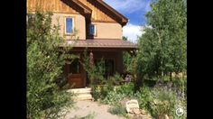 Beautiful Home in SW Colorado, minutes from Durango available. Lush yard, organic gardens, greenhouse,hiking , mountain biking cross country skiing paths.Play structures for children and a beautiful commonhouse(clubhouse) for events and gathering with amazing neighbors. www.heartwoodcohousing.com