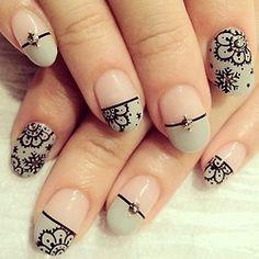 check http://hana4art.tumblr.com lot of beautiful nail art design <3 - popculturez.com