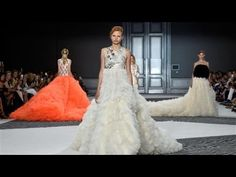 Paris Fashion Week: Haute Couture Is Back! - YouTube