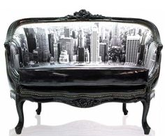 Building City Old Image - Expensive and Luxury Sofa With Beauty Photos Style For Background
