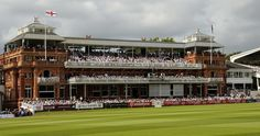 Lords Cricket Ground, London England