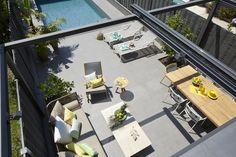 Molins Interiors // arquitectura interior - interiorismo - decoración - casa - exterior - jardinería - piscina - jardín - comedor - chill out
