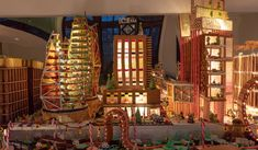 The Museum Of Architecture's Amazing Gingerbread City Is Pure Christmas Goals - 6 pounds Luke Hayes, London In December, V & A Museum, The V&a, Grand Designs, Victoria And Albert Museum, Master Plan, London City, Creative Studio