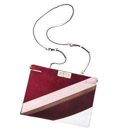 026bb648b893 Bags   Handbag Trends   The Fendi Peekaboo Clutch Balenciaga Mini City