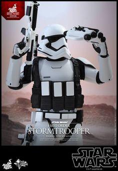 Hot Toys Star Wars The Force Awakens Stormtrooper Jakku Version ...