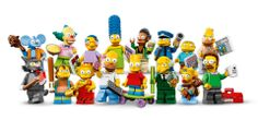 LEGO Reveals Simpsons Minifigures Series - Comic Vine