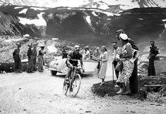 1938 Galibier Gino Bartali