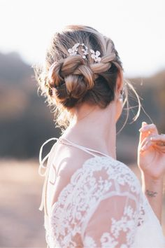 product | Elysium Hairpins (3) from BHLDN