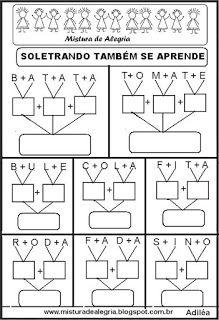 Soletração Portuguese Lessons, Preschool Activities, Worksheets, Teaching, Writing, How To Plan, Professor, Nova, Gugu