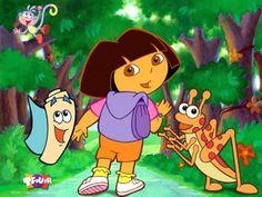Dora L'exploratrice - Générique (Remix 2000)