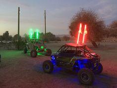 Spot Lights UTV Jeep Truck Part 12v 24v Rocker Switch Red RZR4 Ranger Crew XP LE