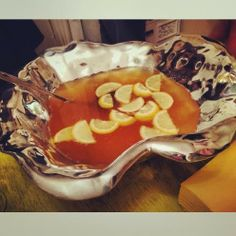Faboosh Rouge: Southern Fish House Punch