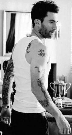 Adam Levine - Maroon 5 http://adamlevinebrasil.com/
