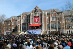 Ball State University Spring 2014 Commencement 5.3.14