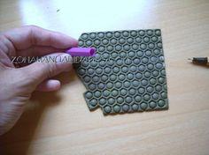cómo hacer texturas