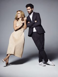 """I love the series """"The Fall"""" with Jamie Dornan & Gillian Anderson"""