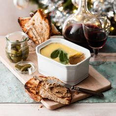 Chicken liver parfait is classic, delicious and great value for money, which looks great and is simple to make.