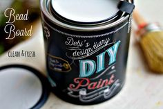 You can buy Gravel Road Debi's Design Diary DIY Paint in three sizes. Diy Tops, Pink Doll, Porcelain Clay, Painted Porcelain, Paint Furniture, Refinished Furniture, Upcycled Furniture, Furniture Ideas, Cool Diy Projects