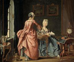 Старинное ... Pehr Hillestrom (Swedish,1733-1816). Обсуждение на LiveInternet - Российский Сервис Онлайн-Дневников
