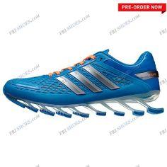 the latest aeb89 9f758 Adidas Springblade Razor Sky Blue Women s Running shoes addidas Pumas Shoes,  Shoes Addidas, Adidas