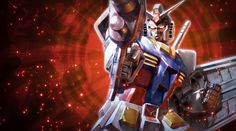 RX-78.2 Gundam (Mobile Suit Gundam Extreme VS Full Boost - PS3 Save Data…