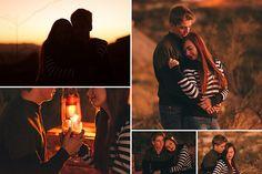 Atardeceres Romanticos