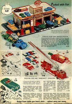 1955 Spiegel Christmas Catalog P274