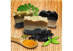 Eco-friendly Bamboo Charcoal Soap Safe For The Skin And Environment