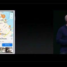 Cevichería peruana aparece en presentación del iPhone 7