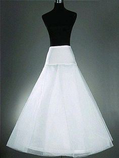 Jupon Mariage 2019 New Elastic Waist White Tulle 4hoops Petticoats Wholesale Enaguas Para El Vestido De Boda Cheap Wide Selection; Petticoats