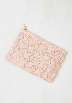 Chic to Chic Clutch - Pink, Solid, Flower, Special Occasion, Wedding, Darling, Good, Bridesmaid, Bride, Prom, Fairytale, Pastel, Spring