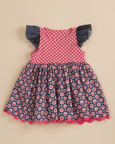 Berry Cherry Sara Top  **Skirt trim may vary** (I would FLIP if I bought this psn with a different skirt)