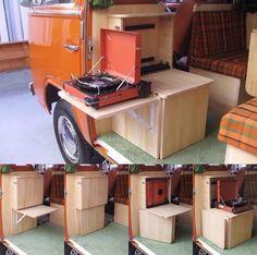 The 27 best RVs and camper vans - camperlife Bus Camper, Camper Beds, Camper Life, Campers, Used Camper Vans, Camping Klo, Van Camping, Kombi Trailer, Trailers