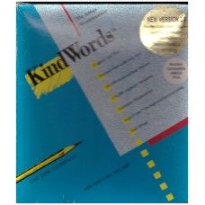 KindWords V2.0 for Commodore Amiga from The Disc Company
