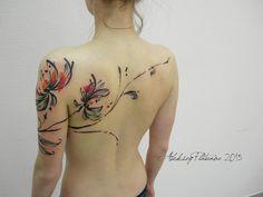 Flores Abstractas by Aleksey Platunov