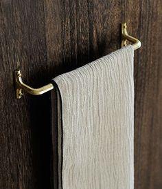 Brass Towel rod