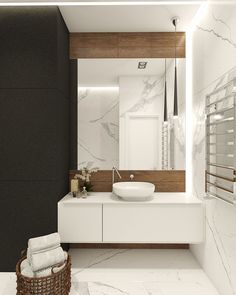 Apartament in modern style on Behance