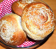 Garlic and Herb buns