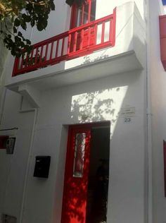 Holiday House in Mykonos Town, Mykonos Town with beach/lake nearby and internet access