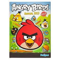 Angry Birds Annual 2013 | Poundland