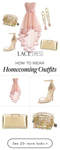 """""""Lace dress"""" by sunshinegirl-elm on Polyvore featuring мода, Neiman Marcus и BillyTheTree"""