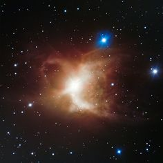 The Toby Jug Nebula as seen with ESO's Very Large Telescope. Image credit: ESO http://www.flickr.com/photos/esoastronomy/, (https://www.eso.org)
