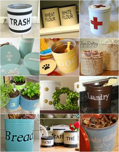 Tis the season for Christmas popcorn and cookie tins. These tin treasures end up in your house as gifts or spread across the tables in the office break room.  But after you have devoured the goodies inside DON'T THROW THEM AWAY! This post will show you several ways to reuse them and after reading …