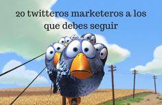 El Rincón de Sergarlo: 20 twitteros marketeros a los que debes seguir http://blgs.co/XUnD8i