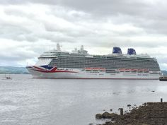 Britannia P&o Cruises, Cruise Ships, Boats, Vehicle, Ocean, Miniatures, Ships, Sea