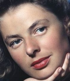 Ingrid Bergman: August 29, 1915 - August 29, 1982