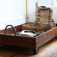 Delicieux Home | Pinterest | Boot Tray, Trays And Metals