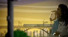 SciFi Stu (@scifistu) King RA Breaking Bad – Animated #HipHop Video