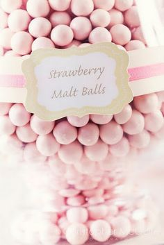Beautiful Strawberry Balls - #LuxurydotCom via