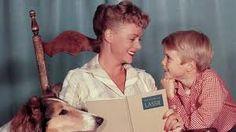 Lassie --wow, lots of memories!!! :-)
